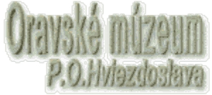 Oravské múzeum P. O. Hviezdoslava